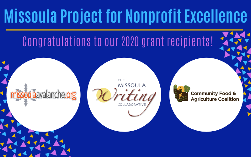 Copy of Missoula Project for Nonprofit Excellence